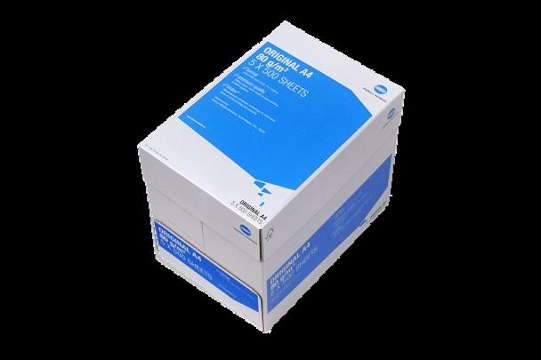 Papier Konica Minolta Original A4 1/2 palety