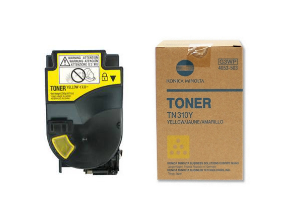 TN-310Y Toner Yellow f. C350 C450 C351