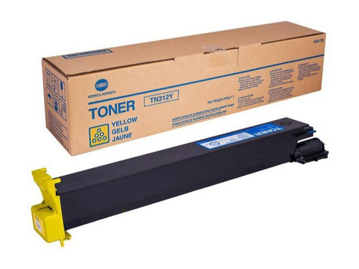 TN-312Y Toner Yellow f. C352+P C300